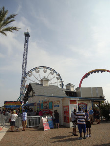 Visiting Kemah Boardwalk in Houston, Texas #TravelTips