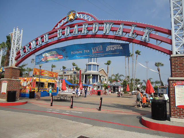Visiting Kemah Boardwalk Houston Texas traveltips
