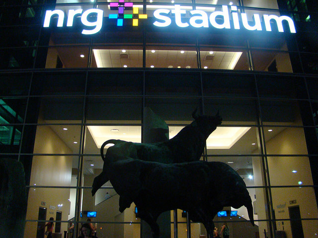 Houston Livestock Show Rodeo NRG Stadium