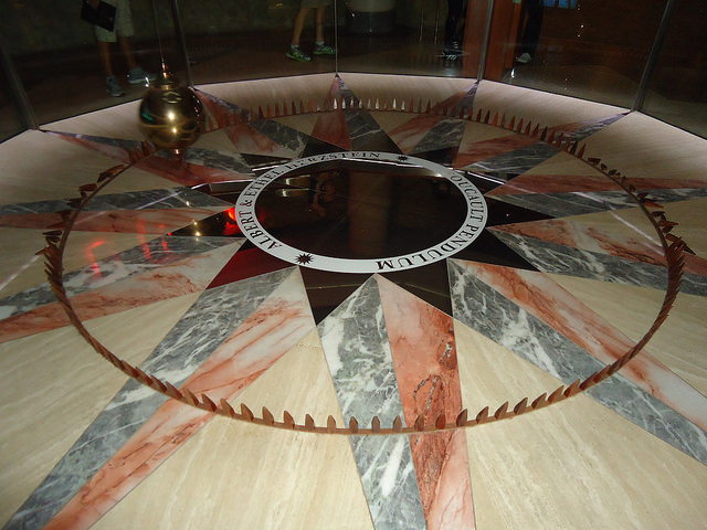 Foucault Pendulum Houston Museum of Natural Science