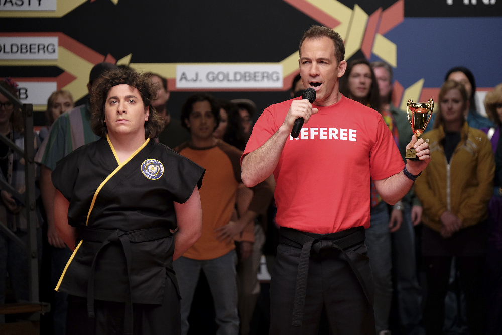 The Goldbergs The Karate Kid