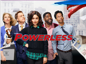 NBC Powerless review