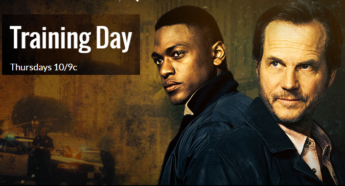 training day cbs series review