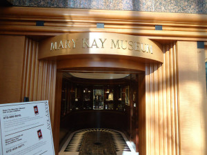 Visiting Mary Kay Museum in Dallas, Texas