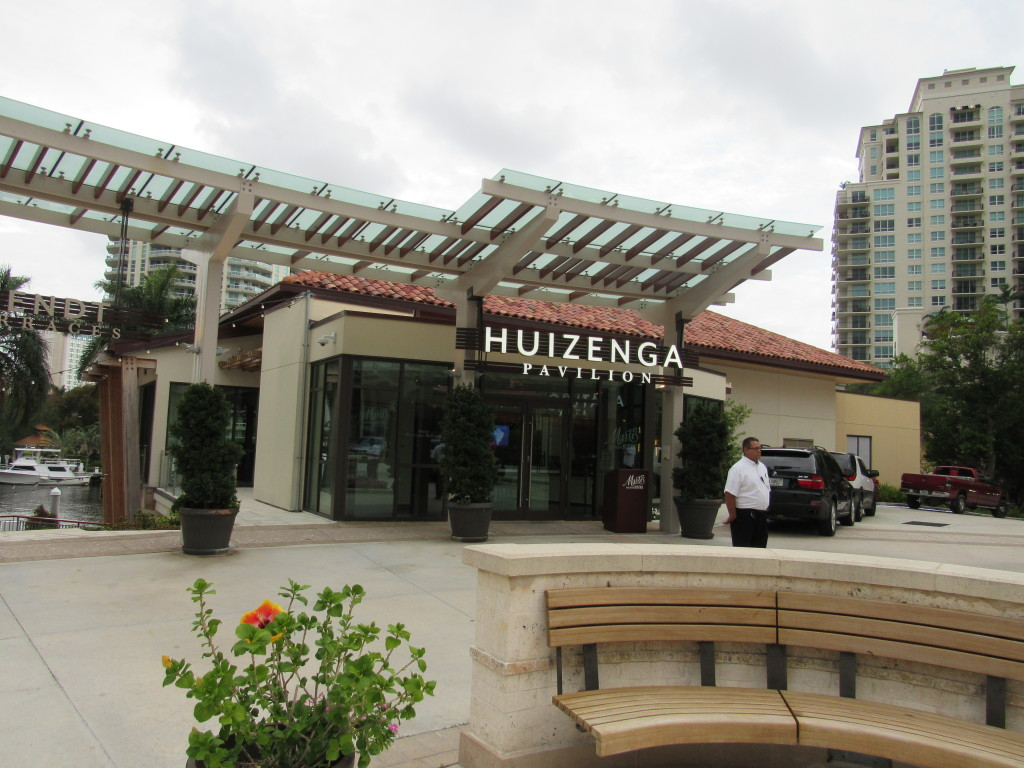 Broward Center for the Performing Arts Huizenga Pavilion
