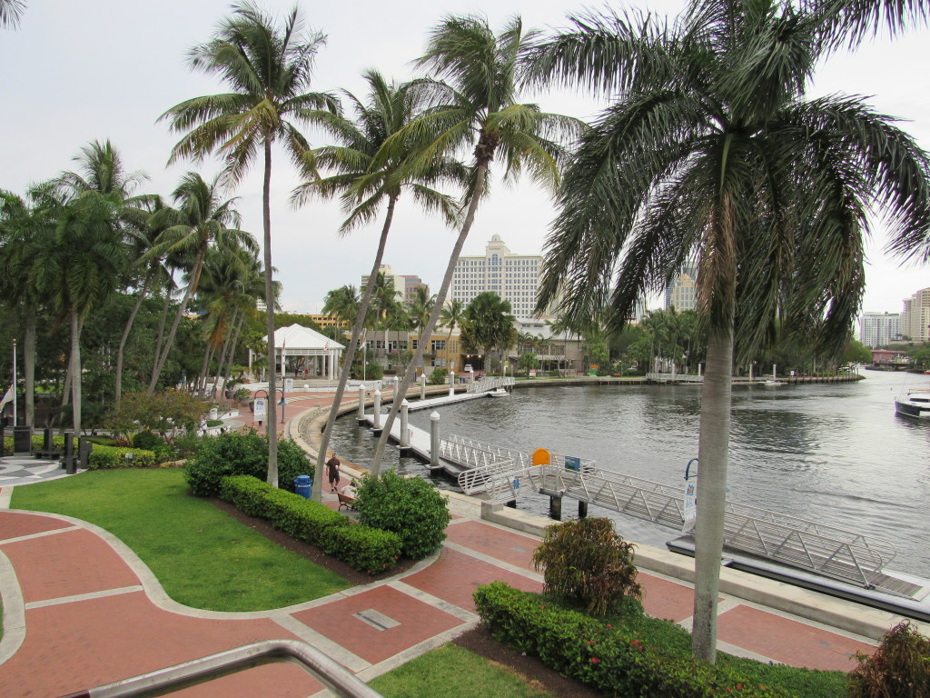 Riverwalk Arts Entertainment District Fort Lauderdale