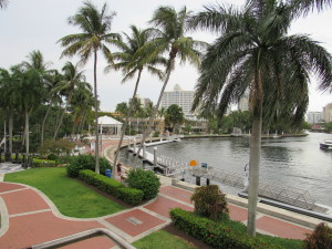 Visiting Riverwalk Arts & Entertainment District Fort Lauderdale