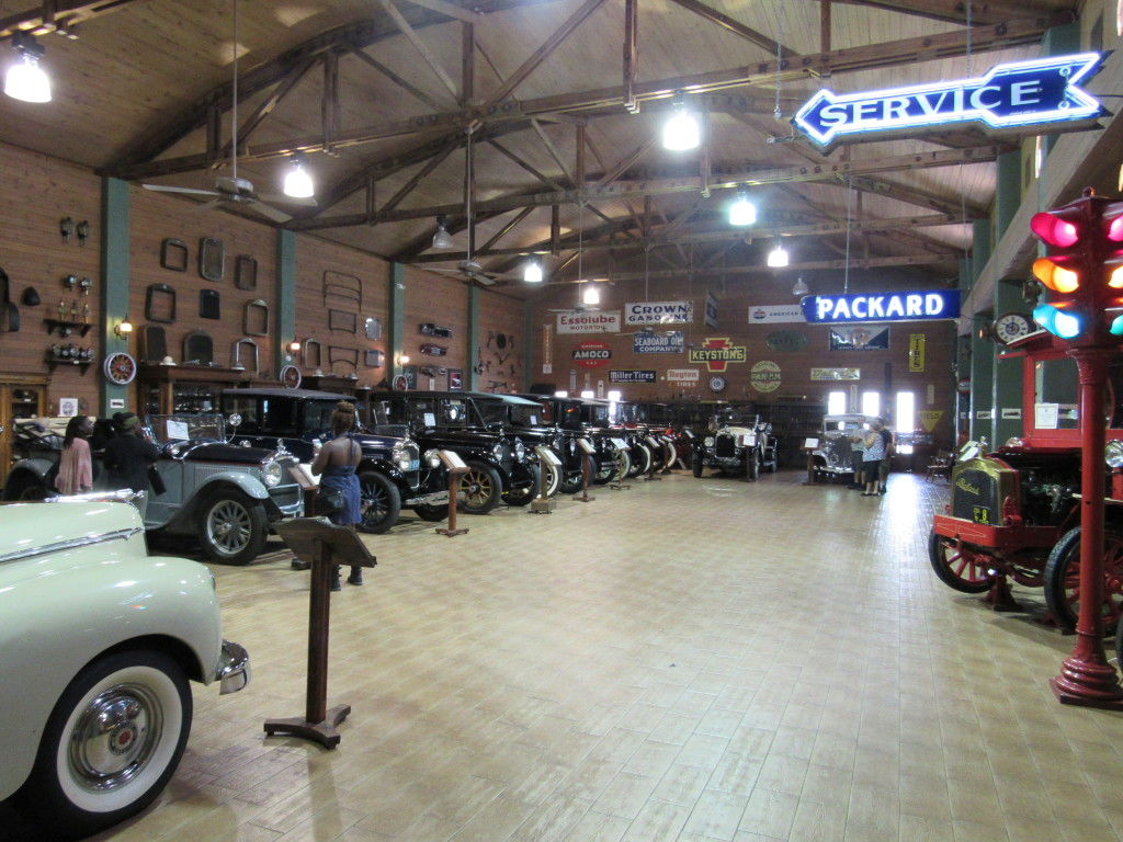Antique Car Museum Packard Fort Lauderdale