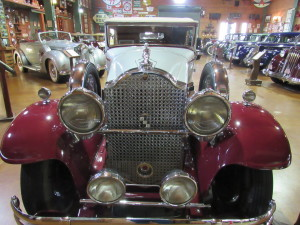 Visiting Antique Car Museum – Packard Museum in Fort Lauderdale