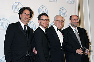 It´s the Awards Season: 2009 Producers Guild of America Awards