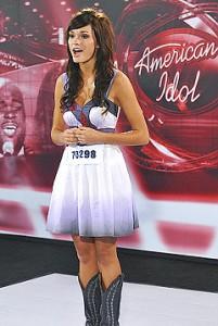 """The real American Idol """"bikini Girl"""": Photos of Casey Carlson in Bikini"""