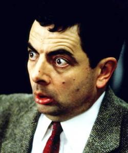 Rowan Atkinson from Mr Bean is celebrating his birthday
