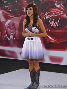 American Idol Season 8 So far front runners: Casey Carlson