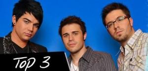 American Idol Shocker: Danny Gokey eliminated. Kris Allen and Adam Lambert for American Idol Finale