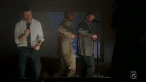 Video of House, Chase and Foreman singing karaoke on House MD