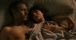 House MD Spoiler Video: Preview video of House and Cuddy naked in bed