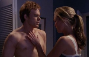 Dexter S05E10 – In The Beginning Recap, Quotes and photos – Dexter and Lumen kiss and have sex for first time