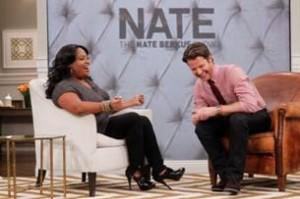 Sherri Shepherd on the Nate Nerkus Show