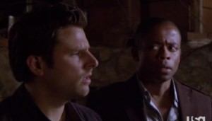 Psych S05E16 – Season Finale Yin 3 in 2D Spoilers, Quotes and Gus Nickname