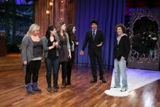Late Night with Jimmy Fallon – 2/5 Recap: Brooke Shield and Bieber Yourself