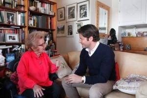 Nate Berkus Show Spoiler: Dr Ruth Feel on Feb 28