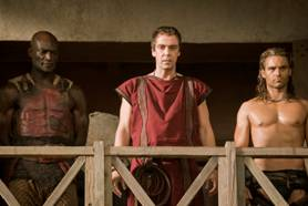 Spartacus Gods of The Arena Prequel – Episode 3 Paterfamilias Spoilers and Preview