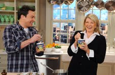 Jimmy Fallon Best Quotes on The Martha Stewart Show