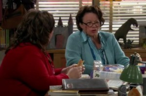 Mike & Molly spoilers and quotes from S01E19 Peggy Shaves Her Legs