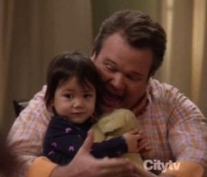 Modern Family S02E17 Two Monkeys and a Panda Quotes and Spoilers