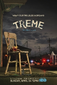 Second Season of Treme premieres on HBO April 24