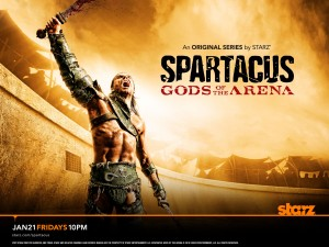 Spartacus Vengeance Premieres on Starz January 21 2012 – Preview Trailer Video