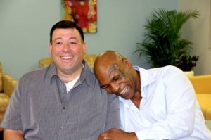 Mike Tyson meets Mike Tyson on CBS´ Same Name Sunday August 7