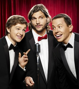 Two and a Half Men Spoiler: Who is Ashton Kutcher? Walden Schmidt!