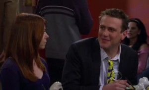 Best Quotes and Spoilers from How I Met Your Mother S07E03 Ducky Tie