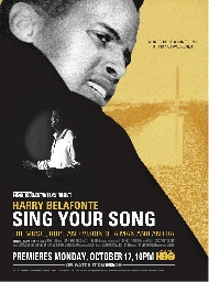 HBO Documentary Sing Your Song Premieres October 17 10 PM