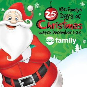 ABC Family 25 Days of Christmas 2014 Schedule