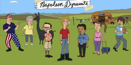 Napoleon Dynamite S01E01 Thundercone non Spoilers  Preview and Best Quotes