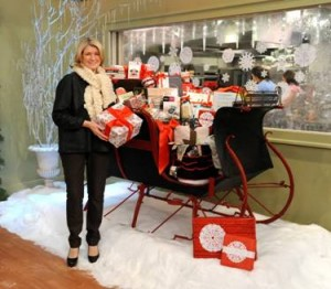 Martha Stewart´s Countdown to Christmas Sweepstakes and Giveaways on Hallmark Channel