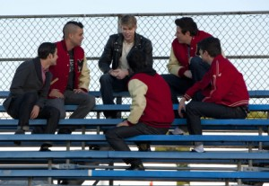 Yes No Glee Recap and Songs from episode S03E10
