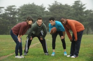 New Girl S01E15 Injured Spoilers and Best Quotes