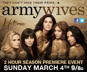 Army Wives Contest and Giveaway – Runs through April 12