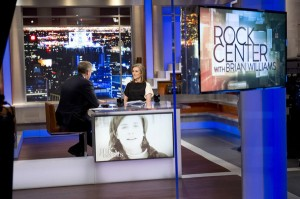 Cancelled and Renewed Shows 2012: NBC renewed Rock Center With Brian Williams for season two