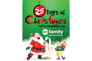 ABC Family November 2012 Programming Highlights