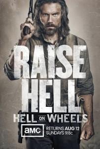 Cancelled or Renewed? AMC renews Hell on Wheels for season three