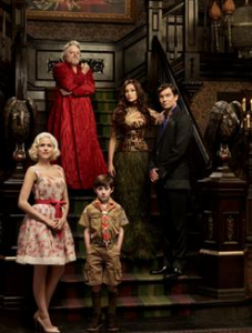 Mockingbird Lane to premiere Halloween Night on NBC paired with Grimm