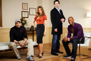 Cancelled or Renewed? USA to renew Necessary Roughness for season three