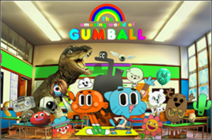 Cancelled or Renewed? The Amazing World of Gumball renewed for season three by Cartoon Network