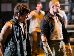 Cancelled or Renewed? AMC renews The Walking Dead for season four