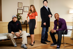 Cancelled or Renewed? USA renews Necessary Roughness for season three