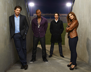 Necessary Roughness Contest and Giveaway for @NecRoughness fans!